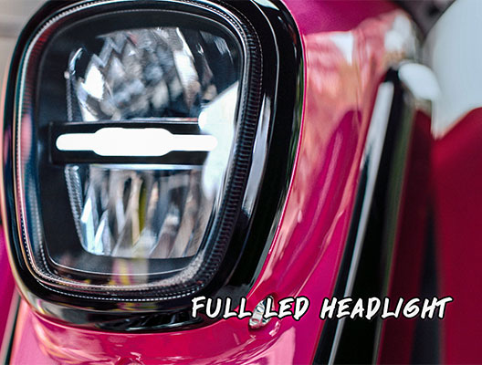 Key Features - Full LED Headlight