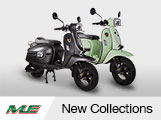 New Launch of Scomadi TL125 Carbon Effect & Mint Green