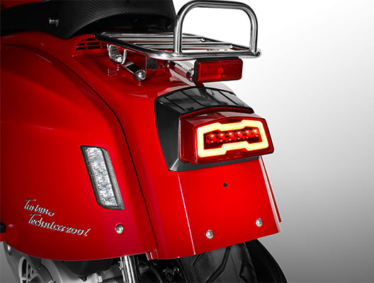 Key Features - Full LED Taillight